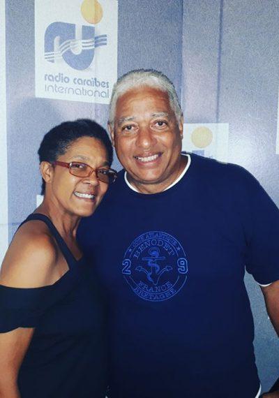 Malavoi : Nicol Bernard en direct de RCI Martinique le 06.04.18
